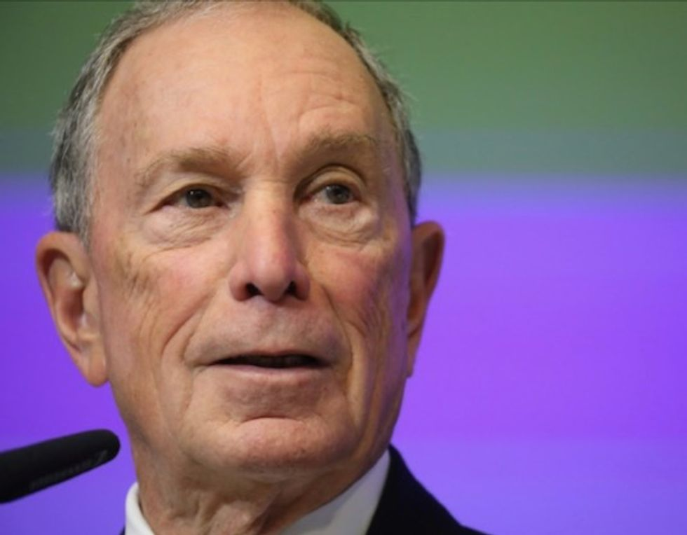 Former NYC mayor Michael Bloomberg giving Johns Hopkins $1.8 billion for financial aid