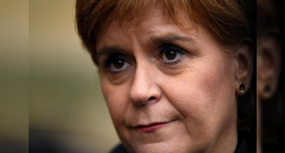 Scotland's Nicola Sturgeon calls for new independence vote in 2021
