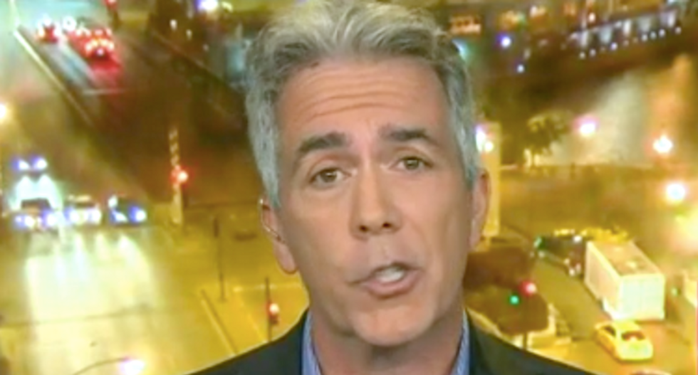 'Joe Walsh you are an idiot': Ex-Tea Party congressman starts online sh*tstorm by claiming Obama is Muslim