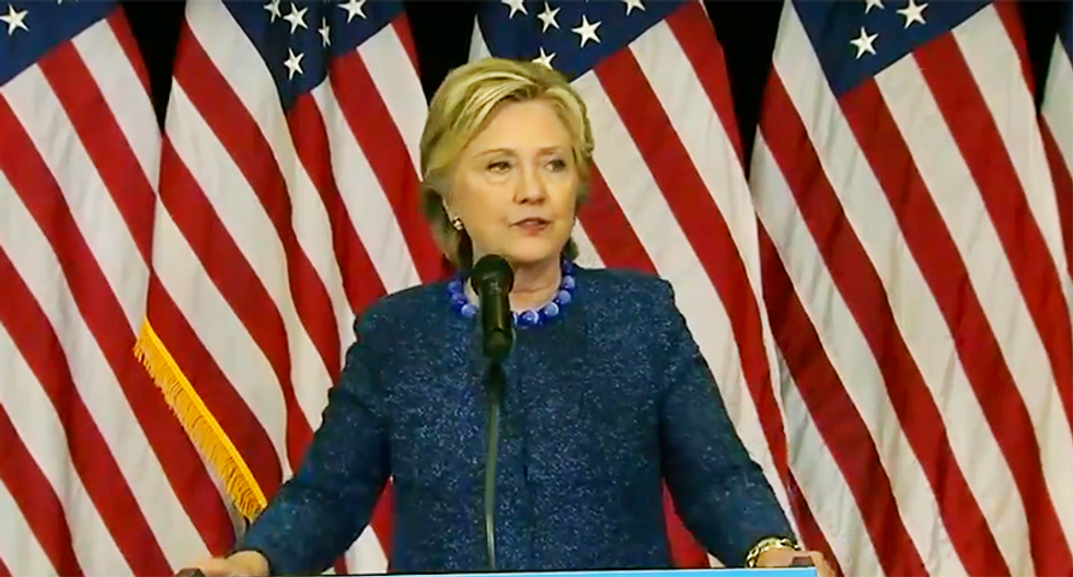 Clinton's lead slips as FBI looks at more emails: poll
