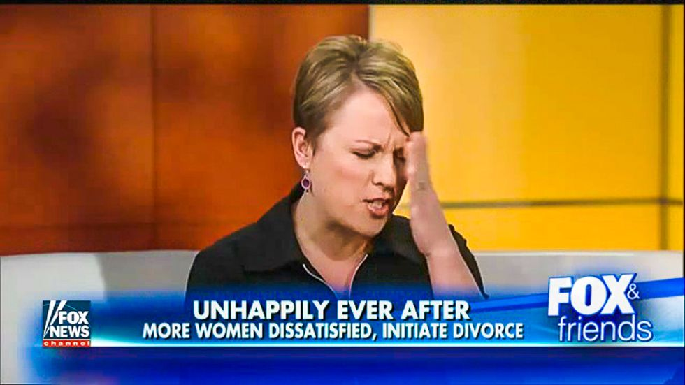 Is this the most sexist Fox News clip ever? 'Natural state' of women is to 'be the beta' in marriage