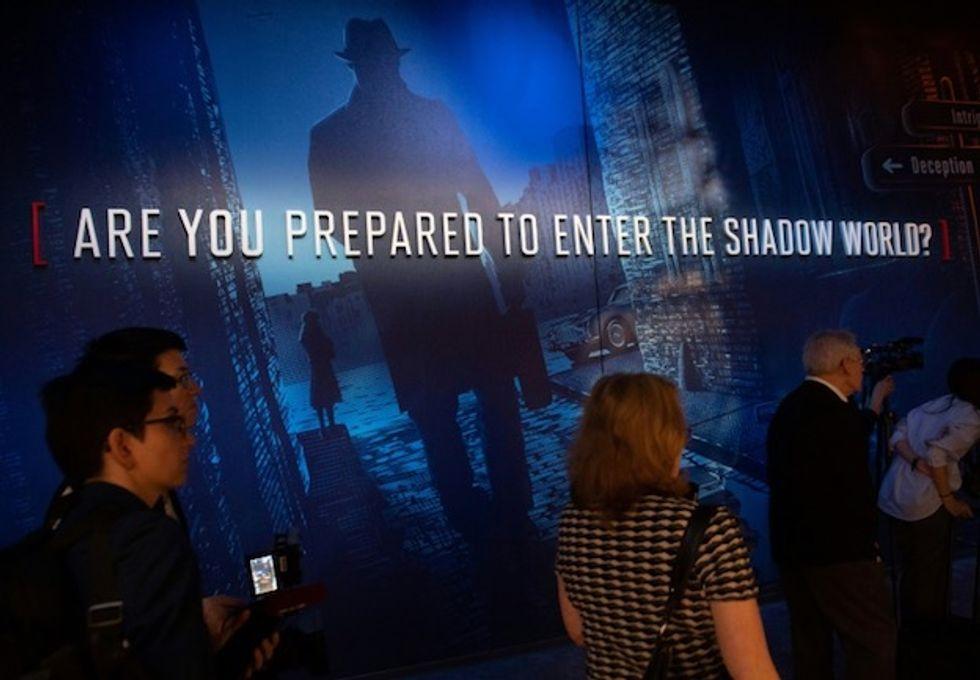 Ingenious gadgets, real-world quandaries at Washington's all-new Spy Museum