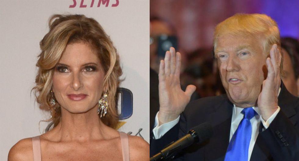 New York state judge rejects Trump's bid to dismiss defamation suit by former 'Apprentice' contestant Summer Zervos