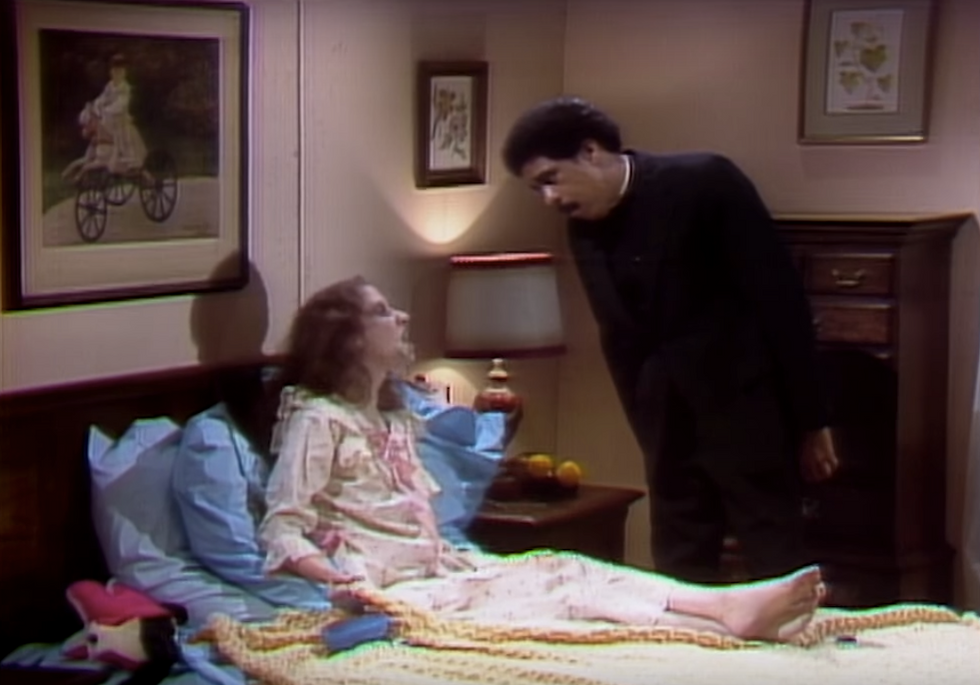 'Your mama eats kitty litter': SNL celebrates Halloween with clips of Richard Pryor, Stefon and more
