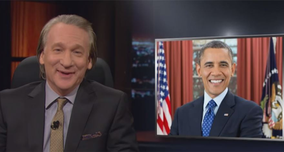 Bill Maher birthday wish answered — Obama will appear on his show: He's 'come through in the end'