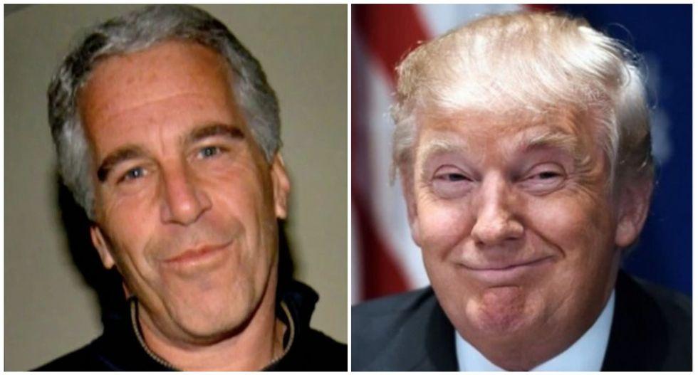 Fox News host links Bill Clinton -- and Donald Trump -- to new Jeffrey Epstein sex trafficking investigation