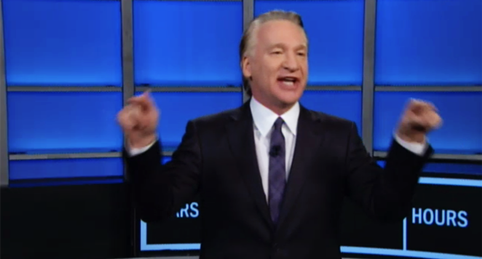 Bill Maher is furious at Anthony Weiner: He said 'he never actually f*cked anyone — well now he has'