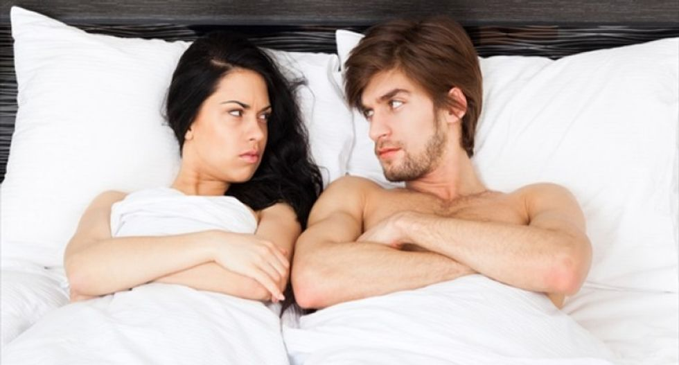 Other people are having way, way less sex than you think they are