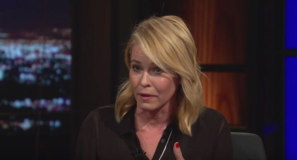 Chelsea Handler: Ivanka Trump would be an 'American hero' if she called her dad out as a 'sexual predator'