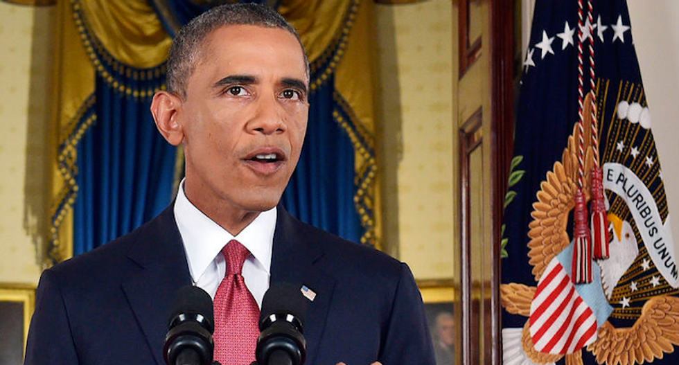 Obama: Americans 'can't give in to hysteria or fear' over Ebola