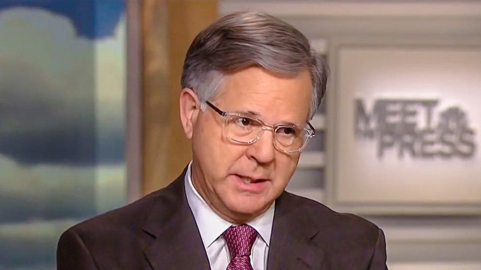 NBC's Pete Williams: Trump's bogus 'rigged' talk pushed Comey to break DOJ rules on elections