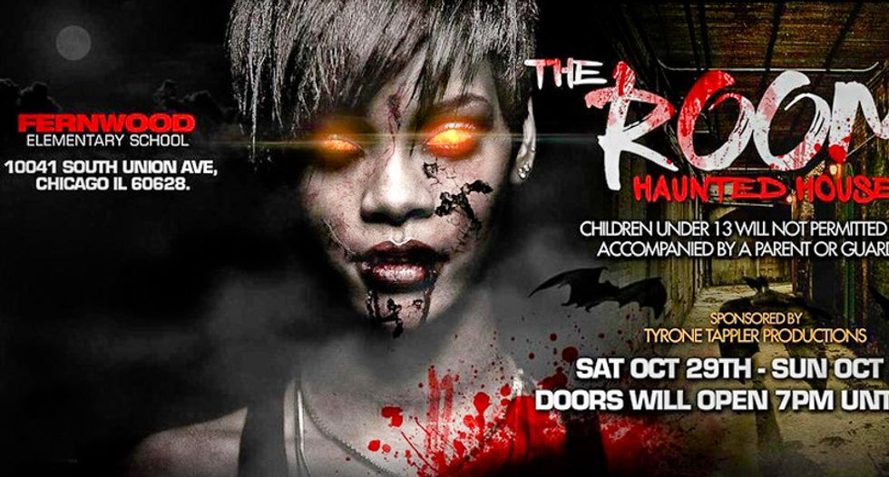 Chicago public school cancels 'Christian' haunted house depicting Orlando LGBT mass shooting