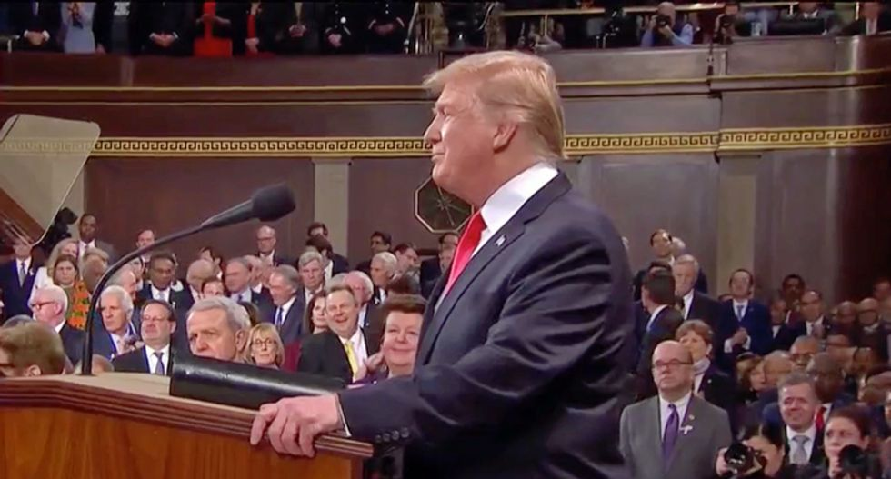 GOP senators sick of Trump's conspiracy theories: Do not discuss impeachment in State of the Union address