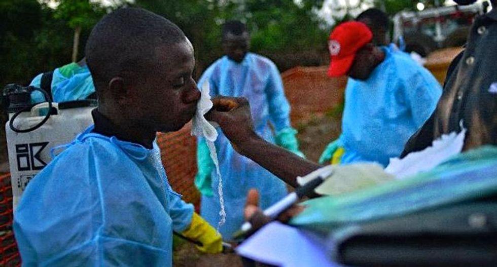 IMF unblocks $130 million as desperate west Africa awaits Ebola aid