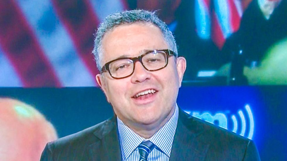 CNN's Toobin: Americans should be 'grateful' that Cheney is back on TV talking about Iraq