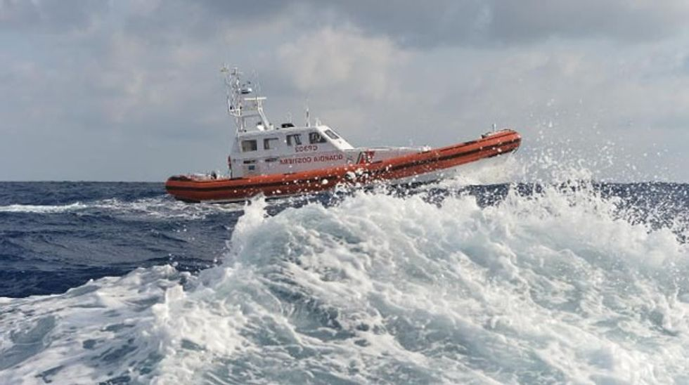 Coast Guard searching for woman who fell overboard from cruise ship off Texas
