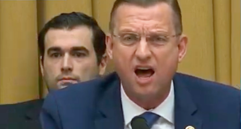 GOP lawmaker accuses Democrats of conducting an 'inquisition' and assault on the 1st Amendment by investigating Trump