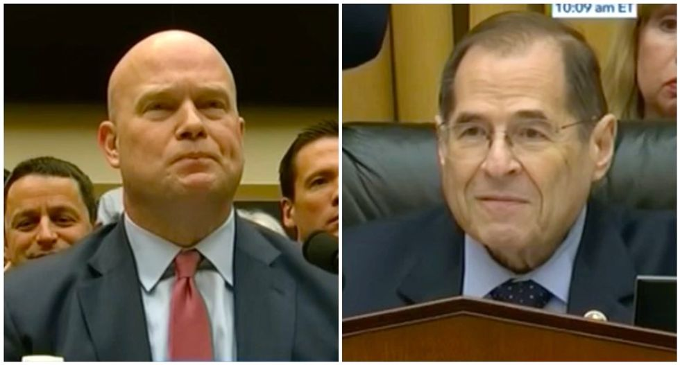 Here are the 7 most disastrous moments from acting AG Matthew Whitaker's congressional testimony