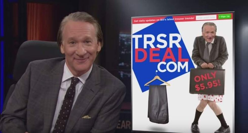 Bill Maher blasts 'the sharing economy': We did it to ourselves by worshipping greed