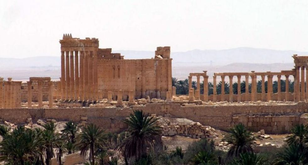 Palmyra, the ancient Roman pearl of Syria's desert