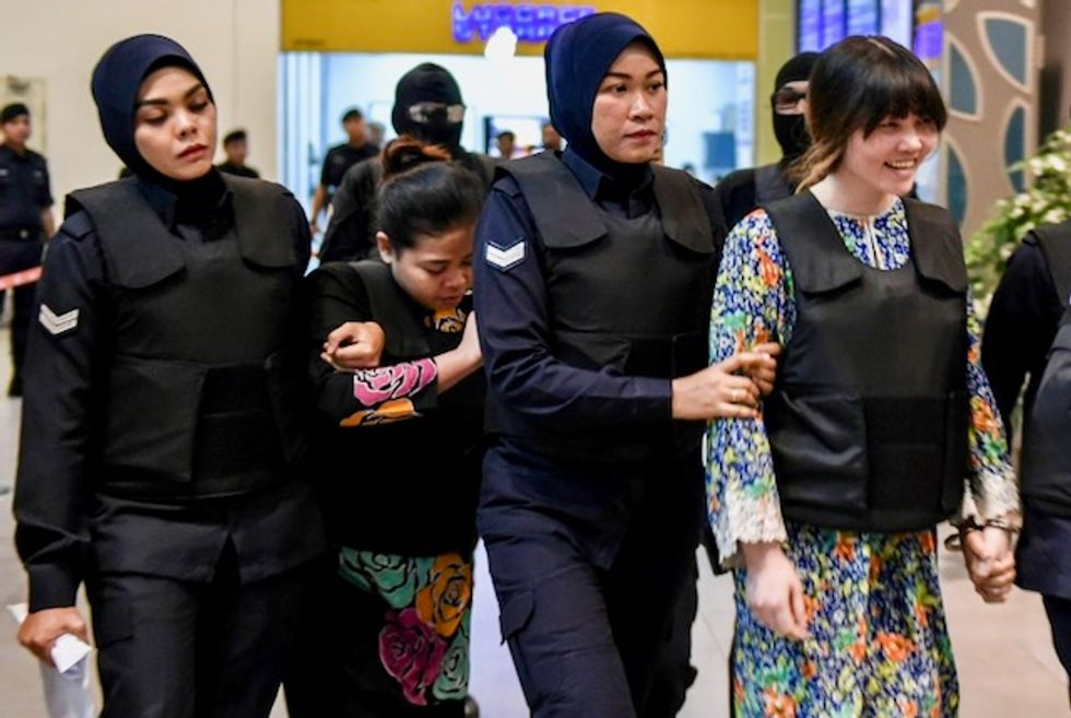 Women accused of assassinating Kim Jong Nam face key court ruling