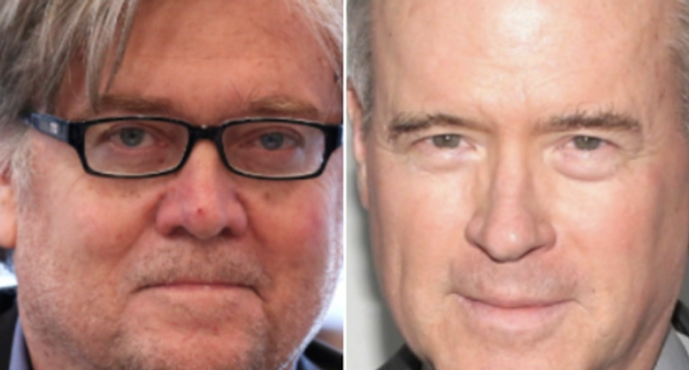 You never would have heard of Steve Bannon without Robert and Rebekah Mercer's billions