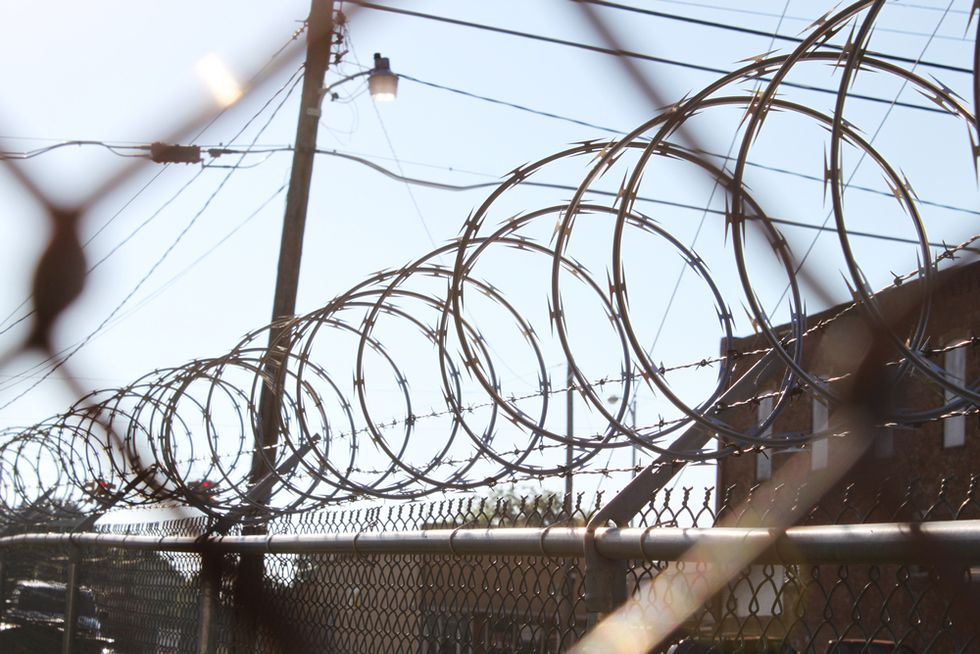 Riot breaks out in Alabama prison