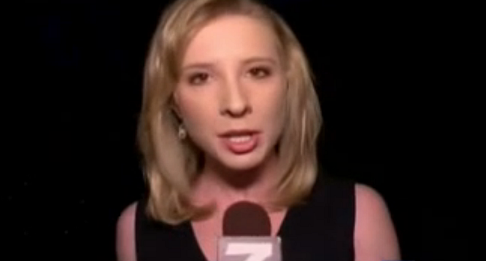 WATCH: This was WDBJ reporter Alison Parker's last story before her death