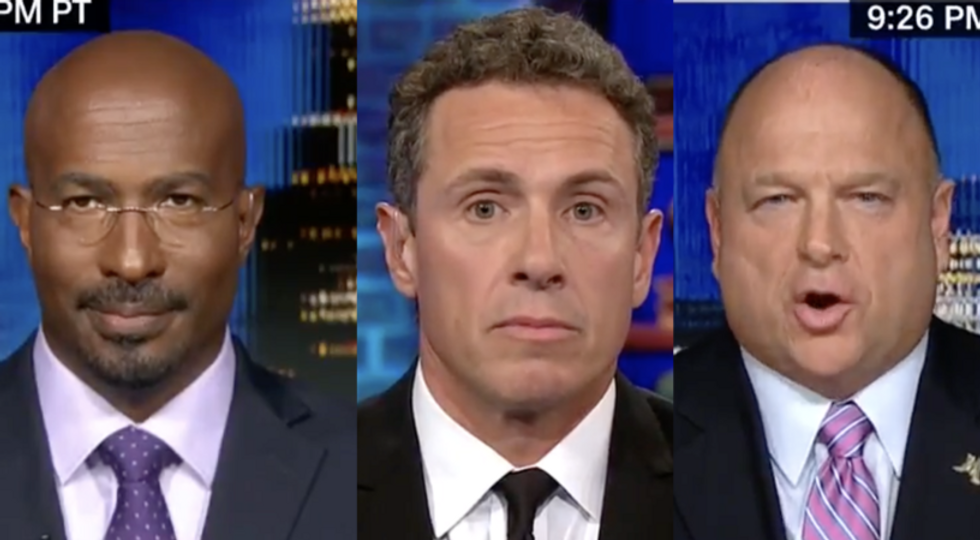 CNN analyst: 'If only 10 percent of Woodward's book is true we are still in a 'national emergency'
