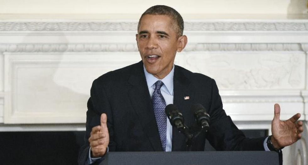 Obama says it is 'not true' that Wall Street regulation is too lax