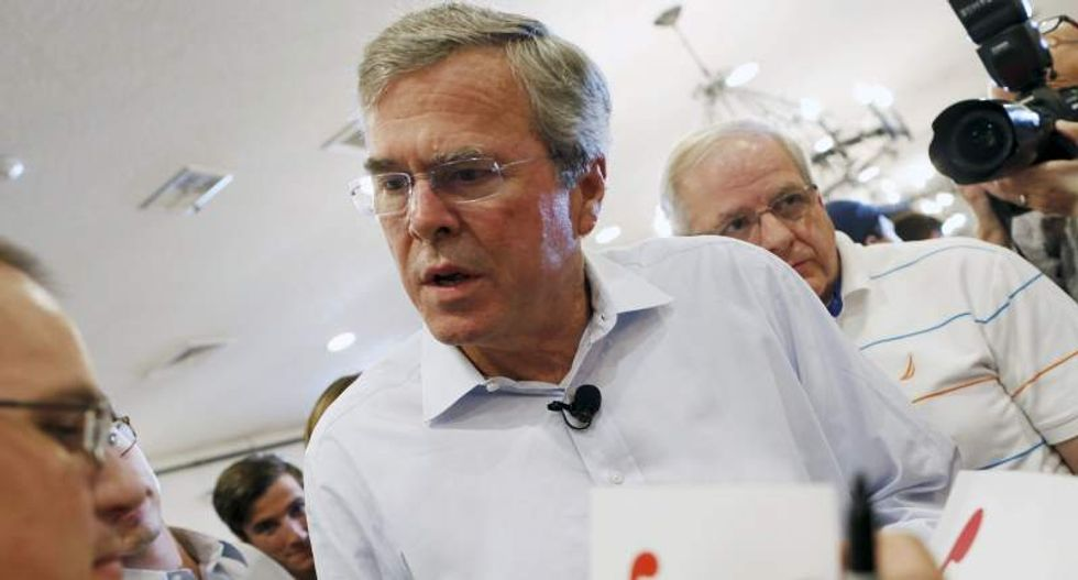 Jeb Bush: 'Anchor babies' isn't about Latinos -- it's 'more related to Asian people'