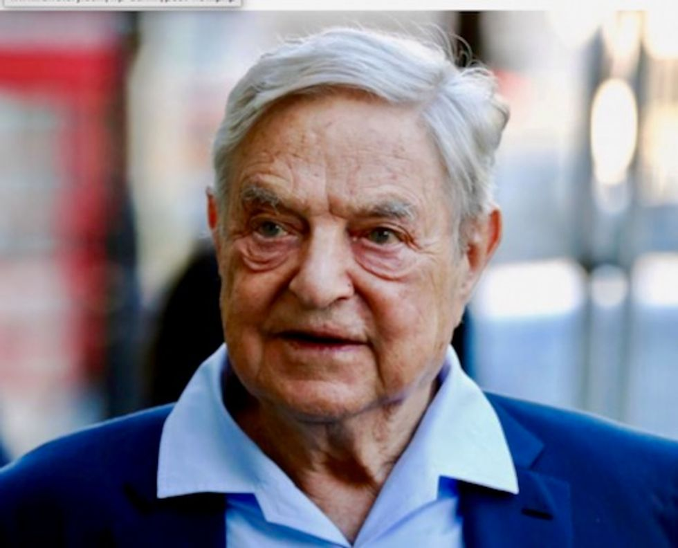 Agents trace bomb found in mailbox at George Soros' NY home