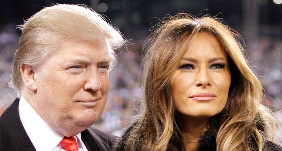'The time has come': Melania Trump tells husband to accept defeat, report says