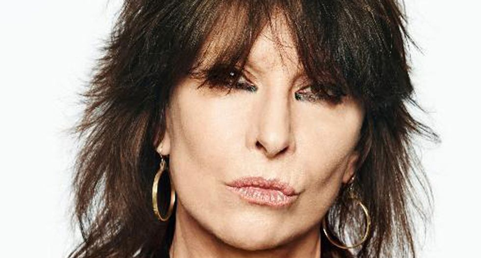 Singer Chrissie Hynde criticized for victim-blaming rape comments: 'If you play with fire, you get burnt'