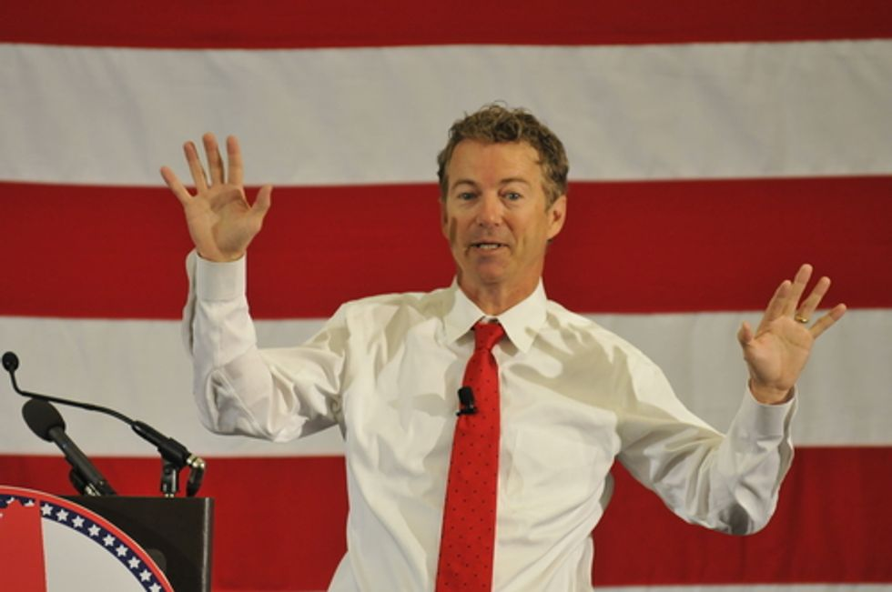Rand Paul's opinion on Black Lives Matter shows he's not actually a libertarian