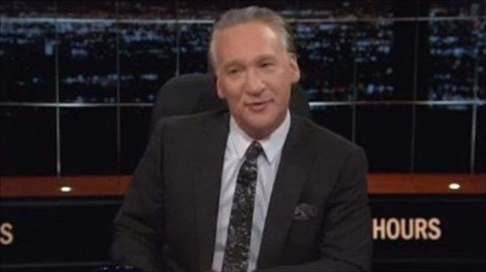 Maher: If Palin thinks the Pope is too liberal, 'wait until she sees what Jesus has been saying'