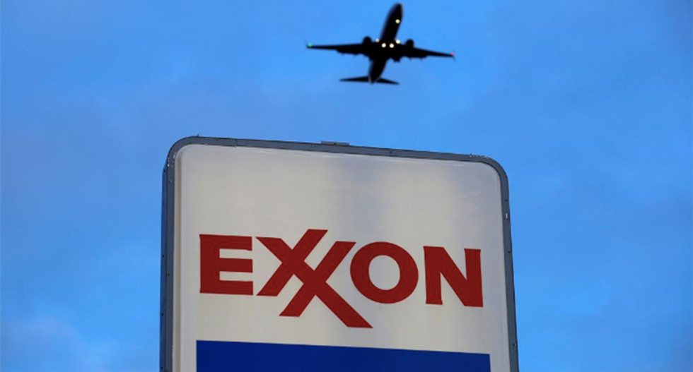 Leaked docs from inside 'Omnicidal' ExxonMobil reveal plan to increase climate-killing emissions