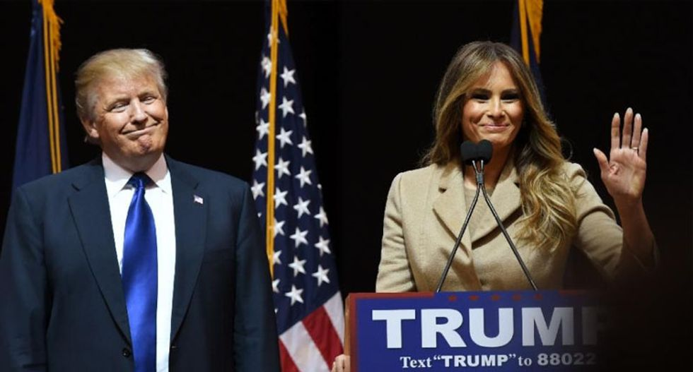 SuperPACs and Trump's wife: How a photo dispute highlights weakness in campaign finance rules