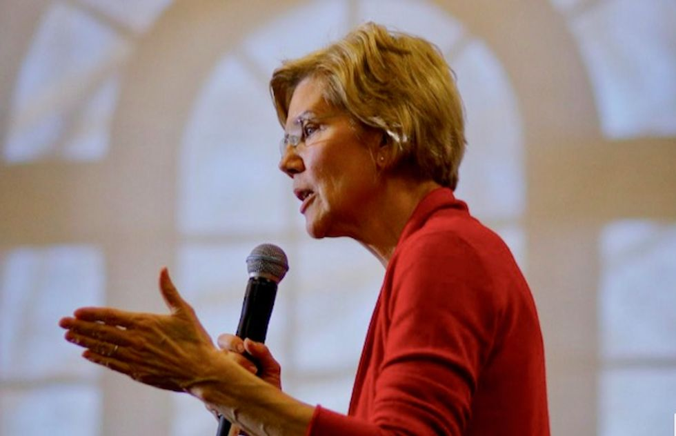 'Our place in this fight has not ended': Elizabeth Warren ends campaign by congratulating team – 'We ran on our values'