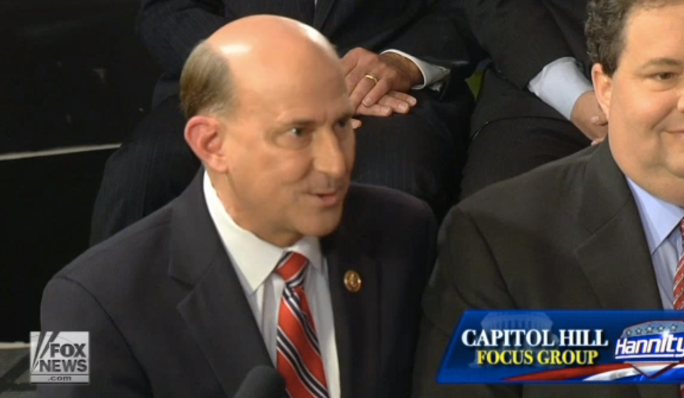 Gohmert, Bachmann, and King tell Hannity they'll ride Obamacare 'repeal train' to bitter end