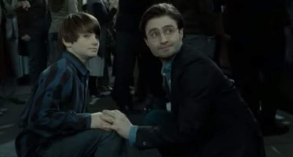 '#BackToHogwarts': Fans rejoice as author J.K. Rowling reveals fate of Harry Potter's sons