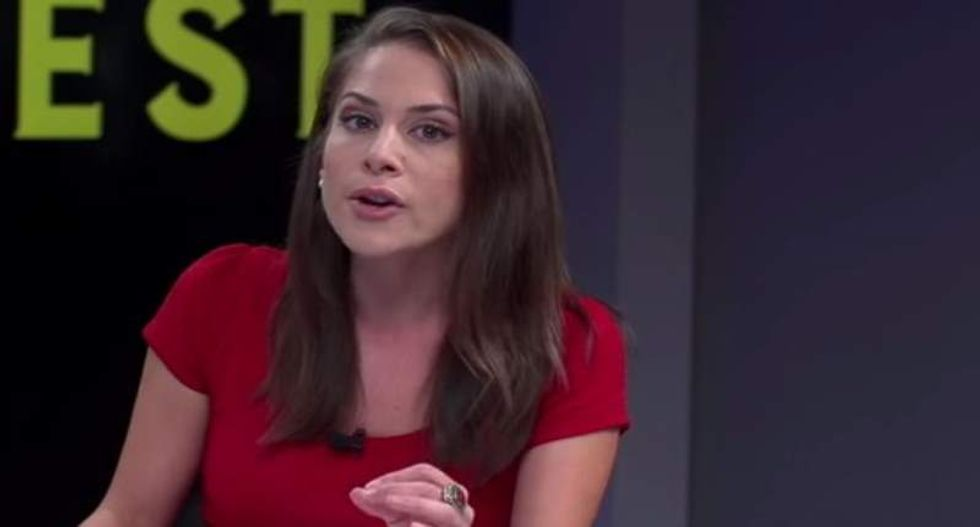 Ana Kasparian rips complaints about 'politicizing' shootings: STFU and 'mind your own goddamn business'