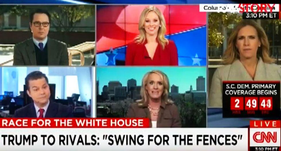 Donald Trump surrogate blurts out truth on CNN: 'We have gone bat sh*t'