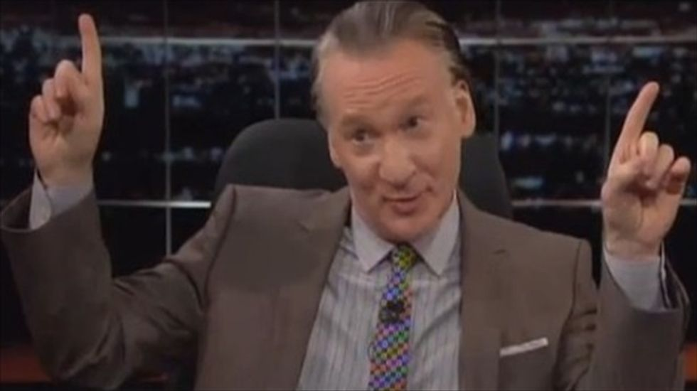Bill Maher: 'Our gun laws are so crazy, even crazy people know that they're crazy'