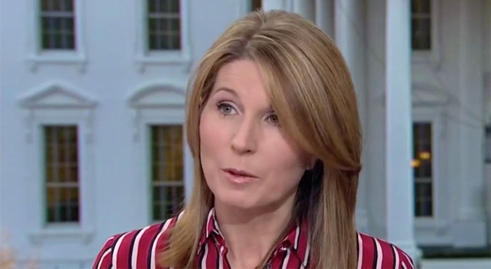 His 'Hurricane Katrina': MSNBC's Nicolle Wallace explains why Trump's border policy is going to be his Waterloo