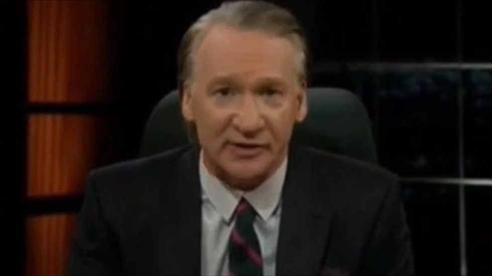 Bill Maher: Republicans win by cheating, but liberals make it easier for them