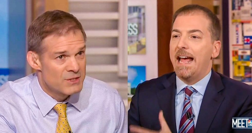 Chuck Todd pelts Jim Jordan: How is Mueller going to finish when you keep interfering?