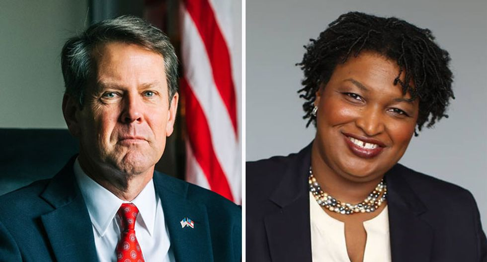 Black Georgia voters have a message for 'white folks who still think we should be picking cotton' -- and they're coming after the GOP