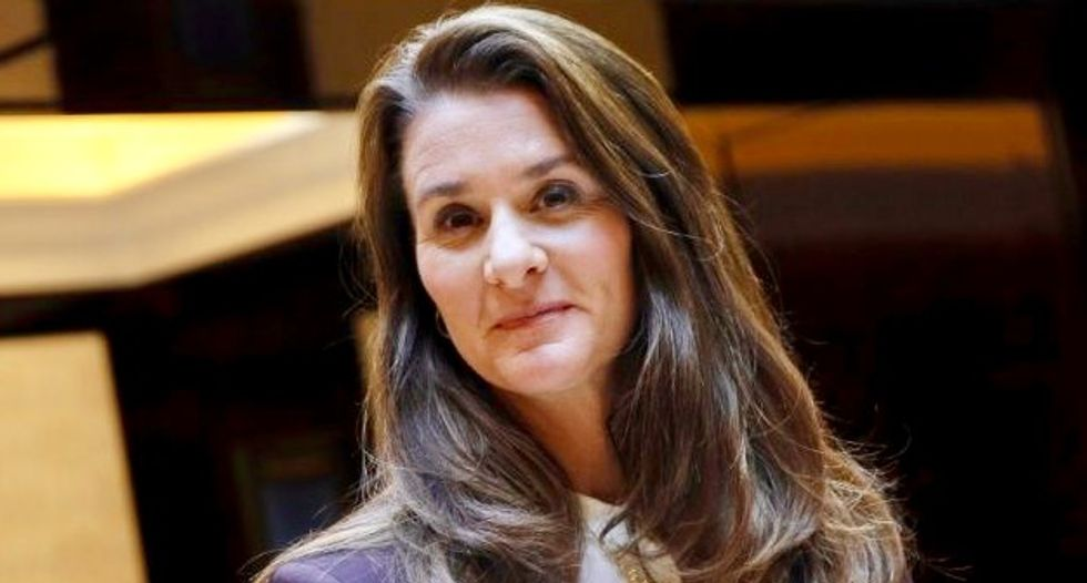 Melinda Gates says Trump abortion order 'could affect millions'