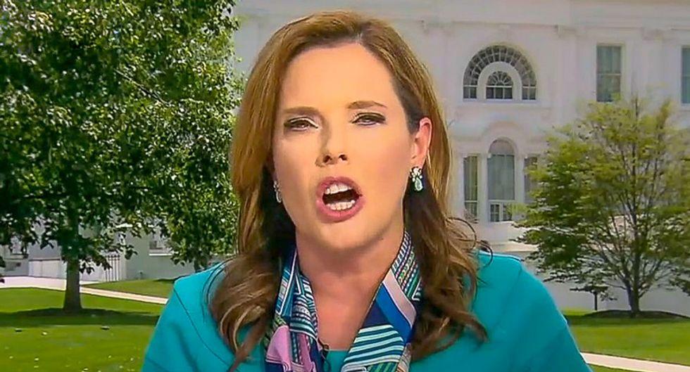 Trump spokesperson defends president's abusive tweets with bizarre excuse